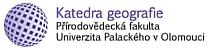 Katedra geografie UP Olomouc