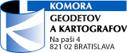 Komora geodetů a kartografů SR