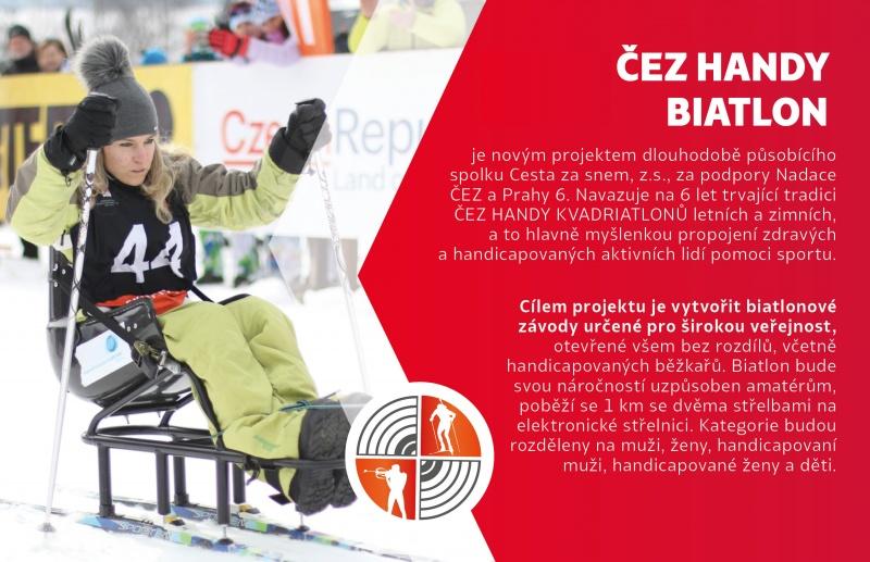 Vozejkov ČEZ HANDY biatlon